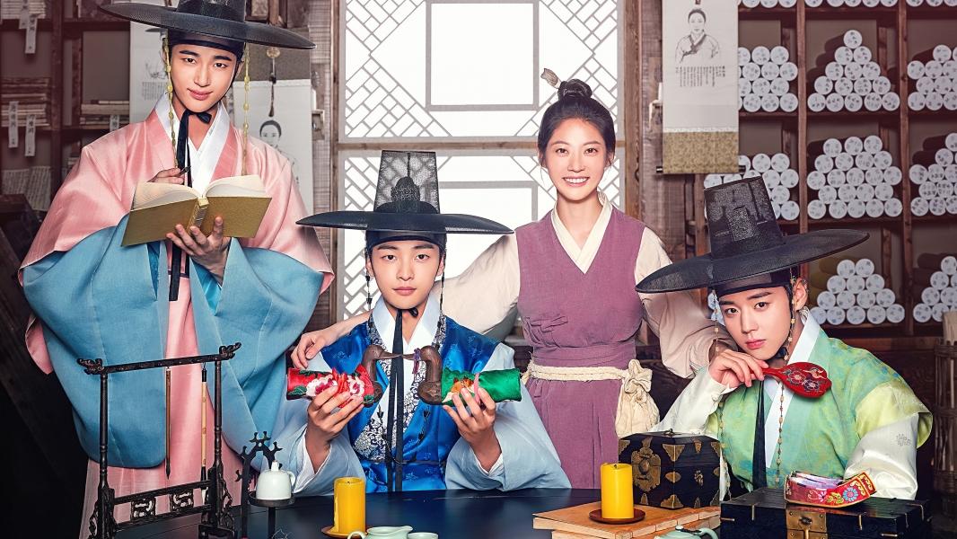 Flower Crew: Joseon Marriage Agency 2019 full Serie online